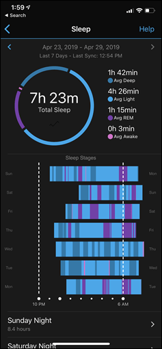 Garmin-FR245-GarminConnect-Sleep-Stats-1