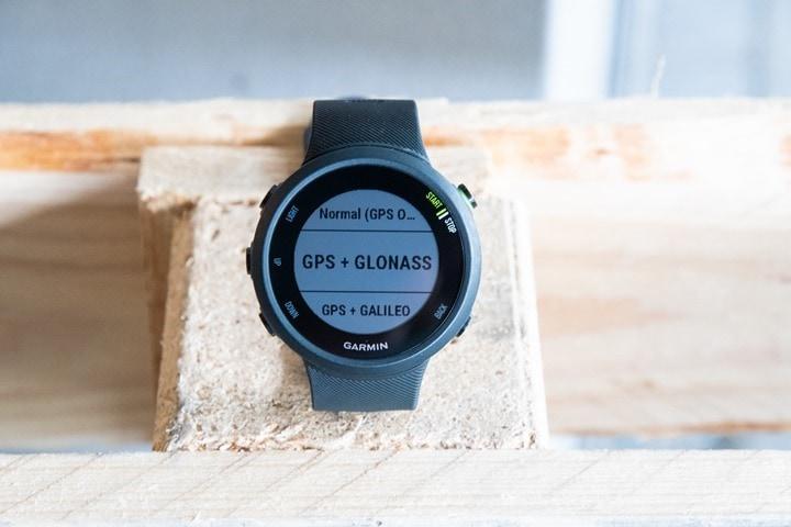 Garmin-FR45-GPS-Accuracy