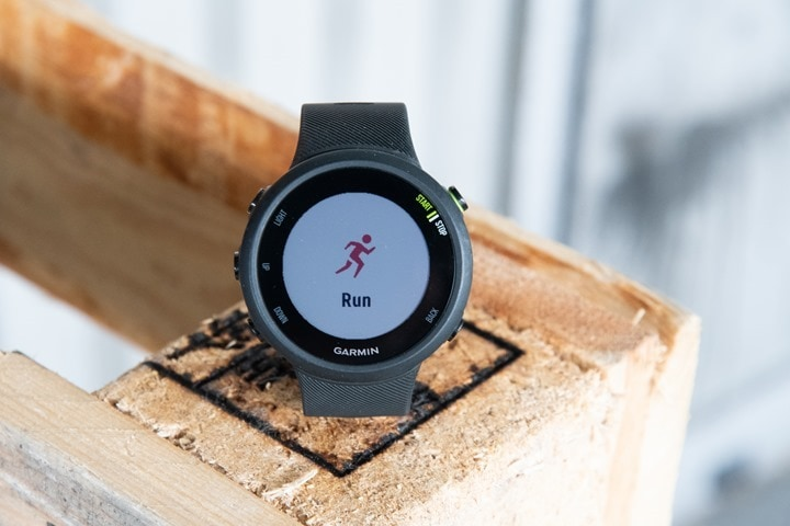Garmin Forerunner 45/45S GPS Watch In-Depth Review | DC Rainmaker