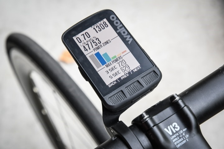 Wahoo ELEMNT ROAM Cycling GPS In-Depth Review | DC Rainmaker