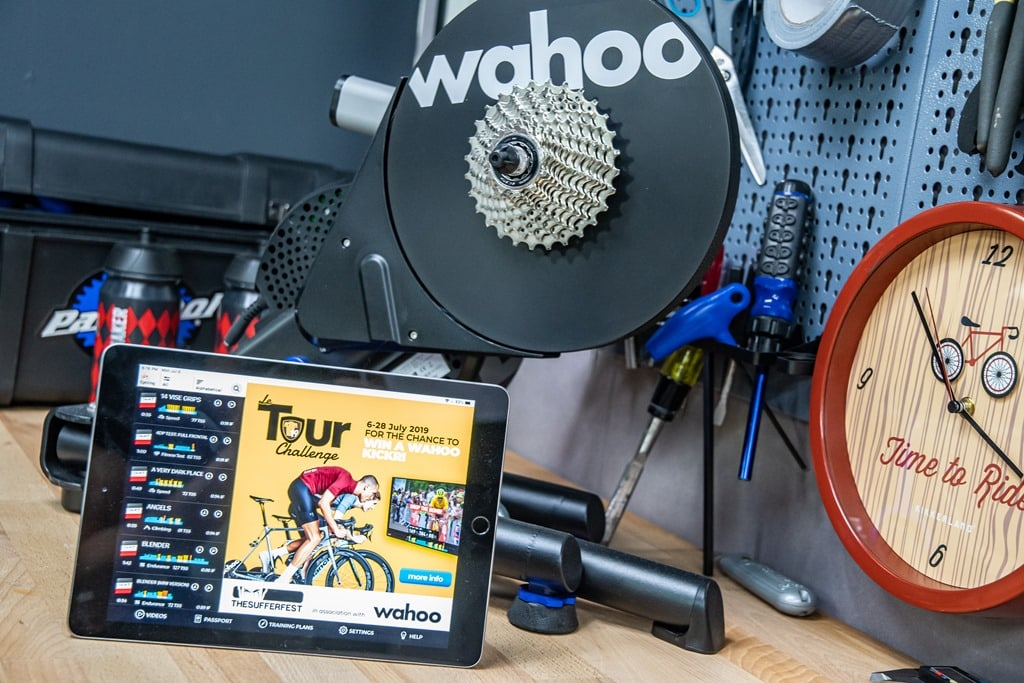 Wahoo Fitness Acquires The Sufferfest Training Platform