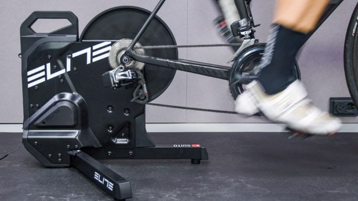 Hands-On: Elite's New 9 Suito Smart Trainer (with cassette)