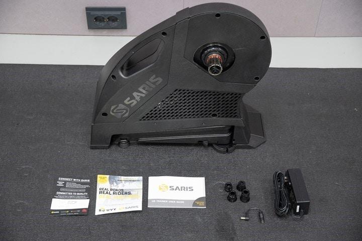 Saris H3 Smart Trainer In-Depth Review | DC Rainmaker