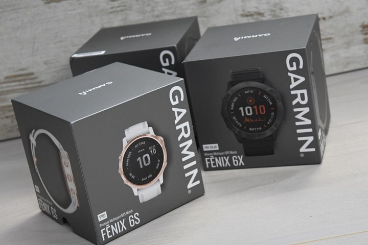 Garmin Fenix 6 Series In-Depth Review | DC Rainmaker