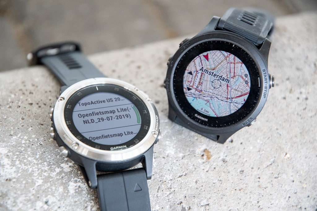 How to: Installing Free Maps on your Garmin Fenix 5 Plus, Forerunner ...
