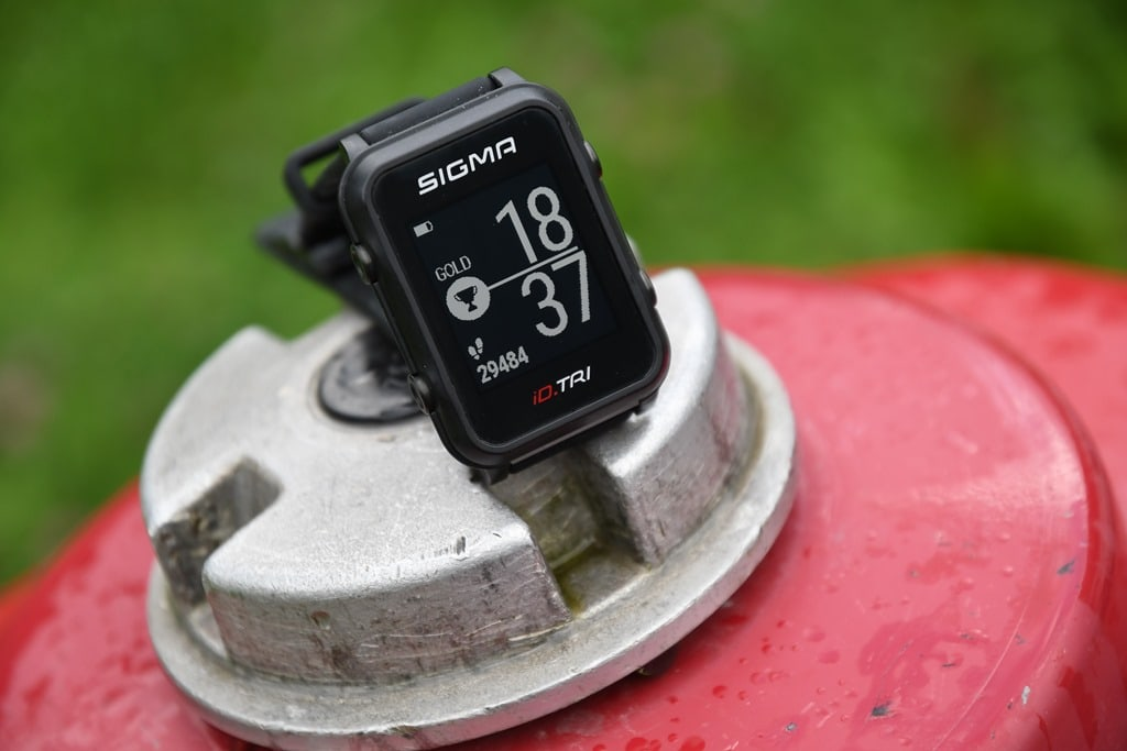 Hands-on: Sigma's iD.TRI & iD.FREE Multisport GPS Watches