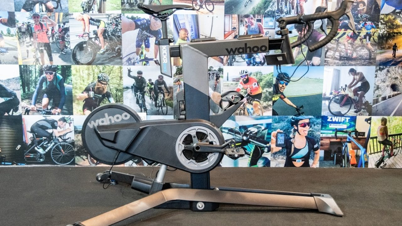 Wahoo's KICKR Bike with Built-In CLIMB: Everything you ever