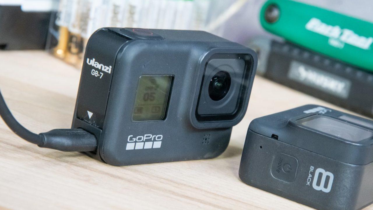 Gopro Hero 8 Black Charging Door Accessory Video Review Posted Dc Rainmaker