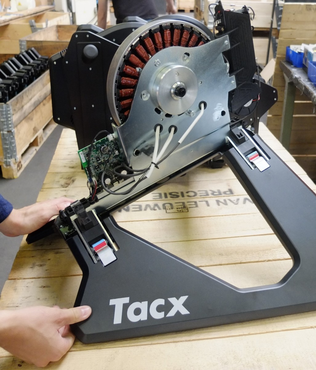 The Tacx NEO Smart Trainer: Everything You Ever Wanted To